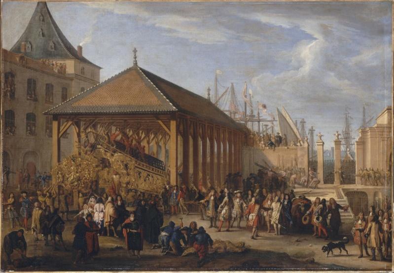 """Sceaux Exposition """"Les Colbert ministres et collectionneurs"""" Jb_col10"""
