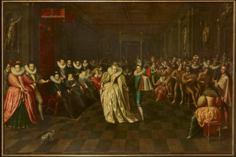 CMN-EPV - Expo Henri IV au château ducal de Cadillac - 2019 Joyeus10