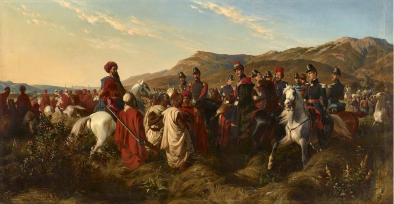 Montauban : exposition, Ferdinand Philippe, duc d'Orléans Le_duc10