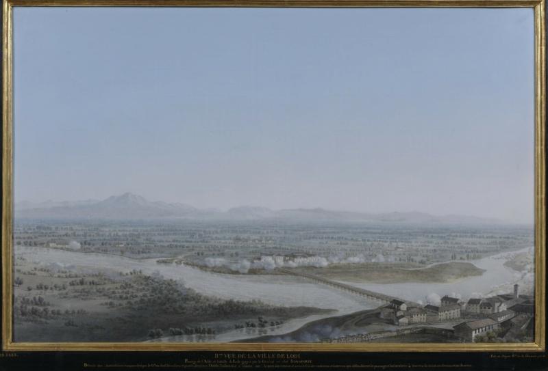 """Ajaccio Palais Fesch : Exposition """"Napoléon, Légendes"""". Lodi_a10"""