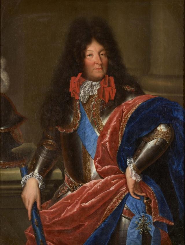 Exposition : Le château de Meudon, au siècle de Louis XIV Louis_10