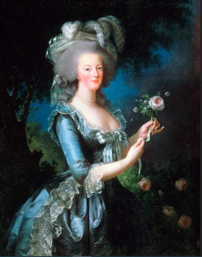 Conciergerie : Marie-Antoinette métamorphoses d'une image Ma_evl10