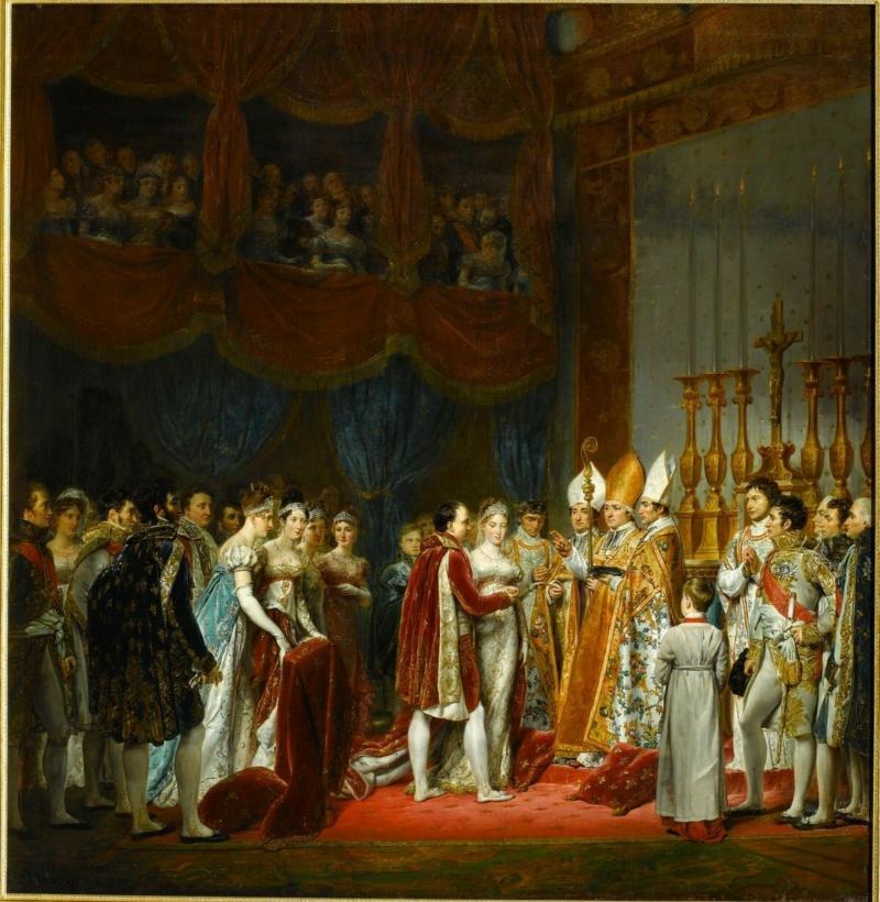 Exposition Napoléon à la Grande Halle de La Villette - Page 2 Mariag12