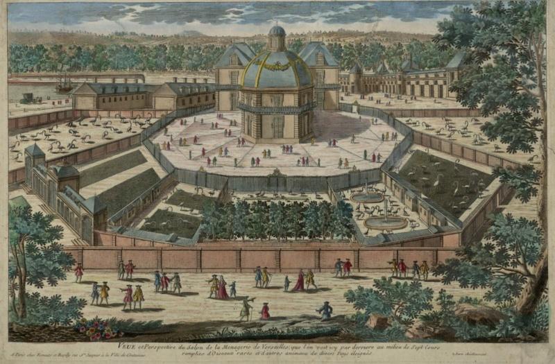 animaux - Exposition Les animaux du roi à Versailles Menage11