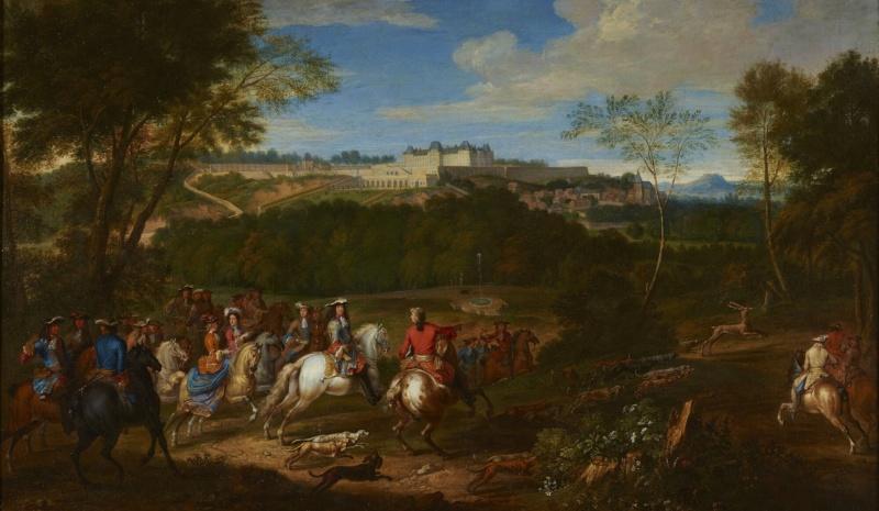 Exposition : Le château de Meudon, au siècle de Louis XIV Meudon11