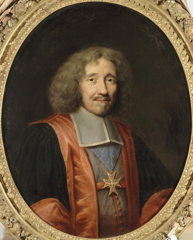 Exposition : Le château de Meudon, au siècle de Louis XIV Michel10