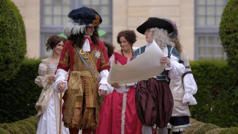 France 5 : Versailles, les défis du Roi Soleil   Mjaxot10