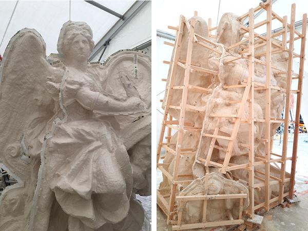 Visite à l'atelier de restauration des sculptures du C2RMF - Page 2 Moule11