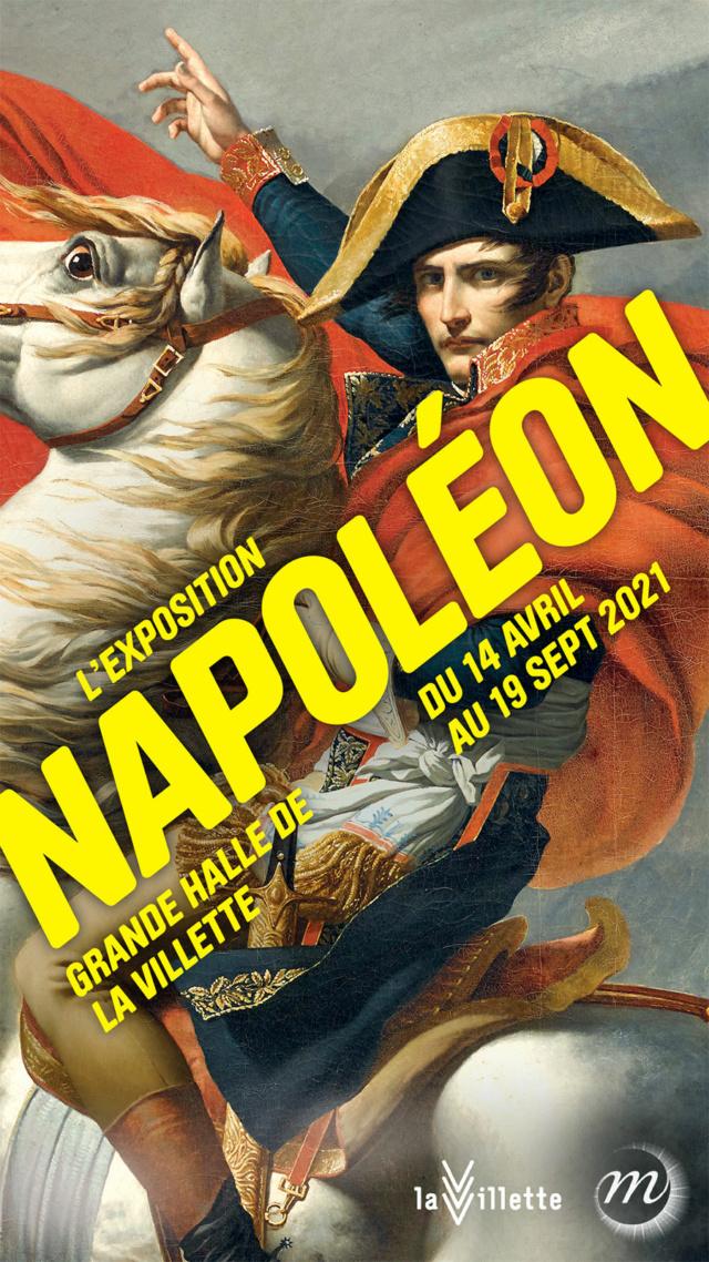 Exposition Napoléon à la Grande Halle de La Villette Napole13