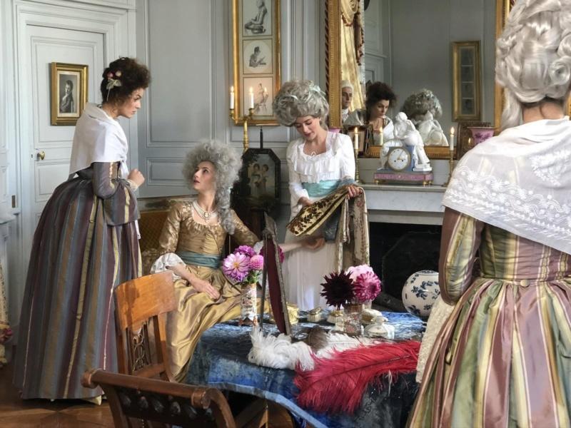 Secrets d'Histoire : Les favoris de Marie-Antoinette Ob_a9410
