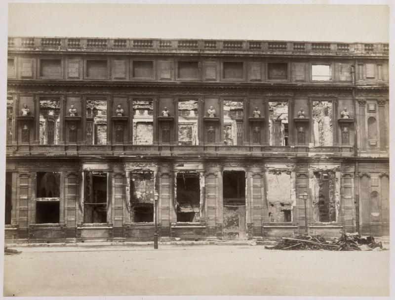 Les Palais disparus de Napoléon, au Mobilier national (2021) - Page 2 Palais15