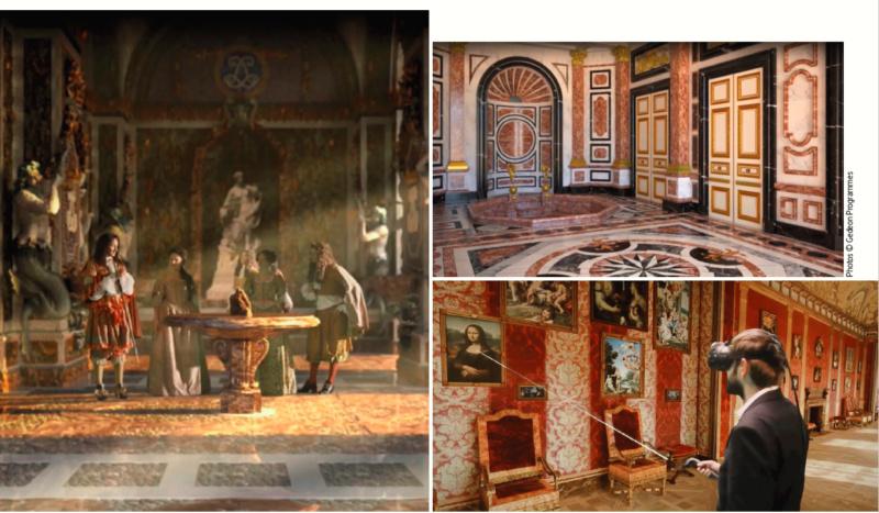 Arte : Versailles, le palais retrouvé du Roi-Soleil Palais15