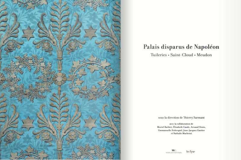 Les Palais disparus de Napoléon, au Mobilier national (2021) Palais16