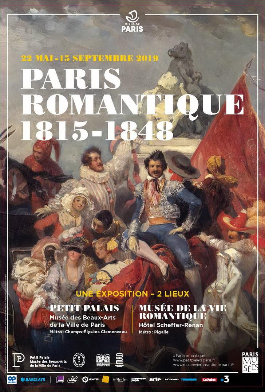Petit Palais. Exposition Paris romantique, 1815-1848 Parisr10