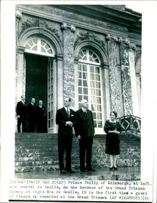 Un président chez le roi - De Gaulle à Trianon - Page 3 Prince10