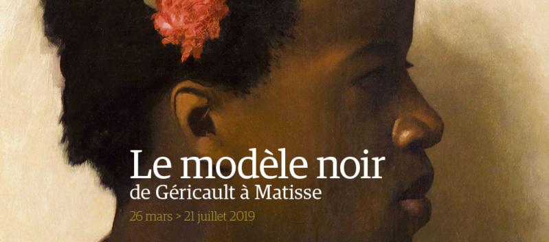 Exposition au musée d'Orsay : Le modèle noir  Random11