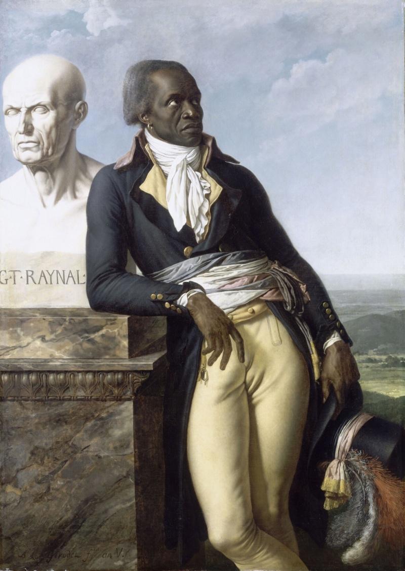 Exposition au musée d'Orsay : Le modèle noir  Raynal10