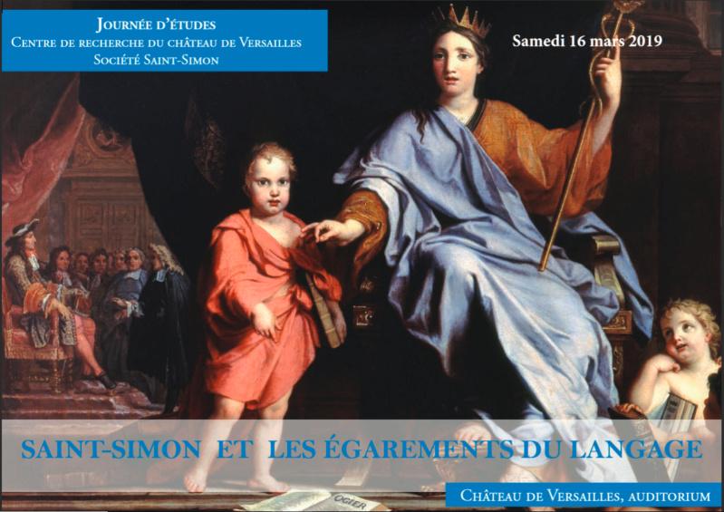 Saint-Simon et les égarements du langage Saint_14
