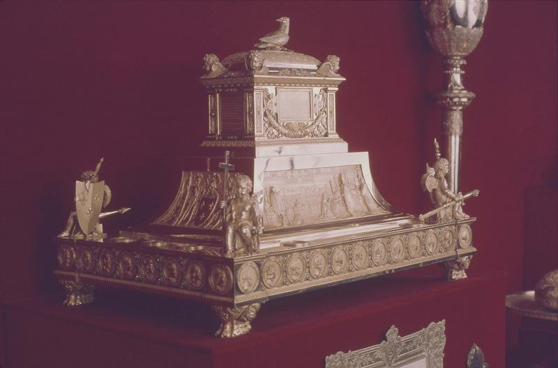 Splendeurs des sacres royaux  - Reims - Palais du Tau   - Page 3 Sap83_15