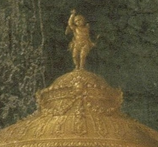 Exposition. Lunéville : La sculpture en son château Scree182