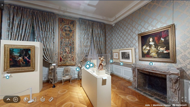 """Sceaux Exposition """"Les Colbert ministres et collectionneurs"""" Scree361"""