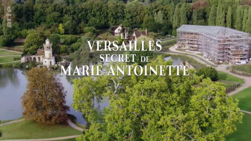 """Arte 23/06 : """"Le Versailles secret de Marie-Antoinette"""" Scree378"""