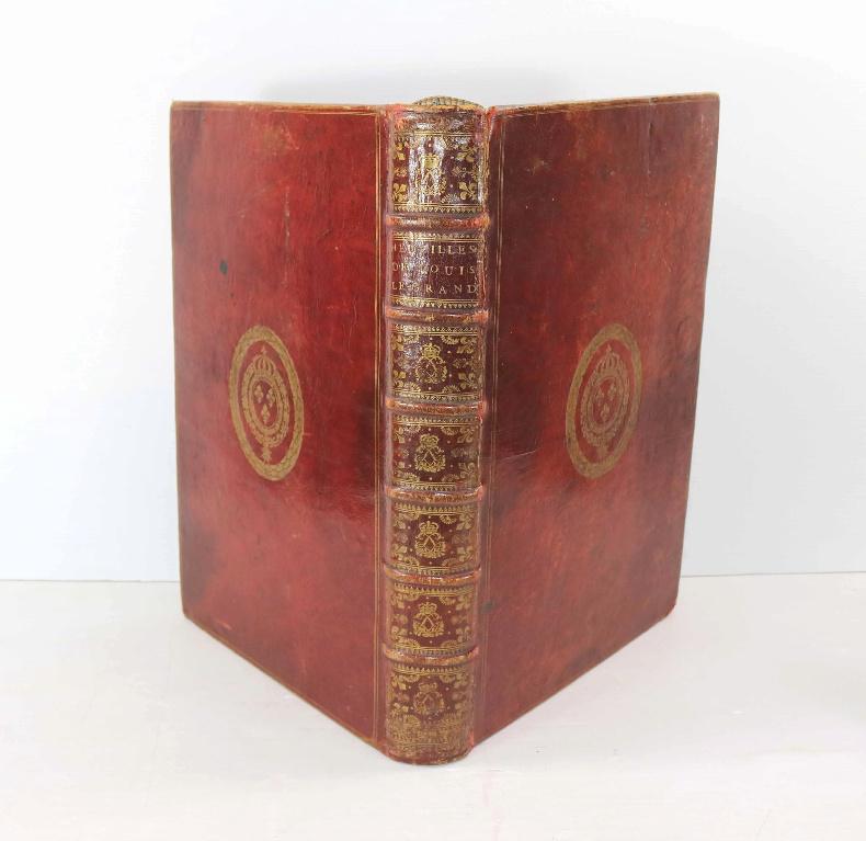Les médailles de Louis XIV et leur livre Scree379