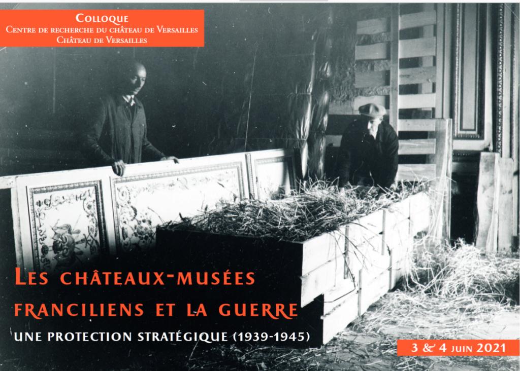 Les châteaux-musées franciliens et la guerre 1939-1945. Scree483