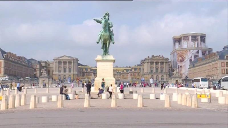 France3 IDF. Série Versailles, les secrets d'un château Serie_11