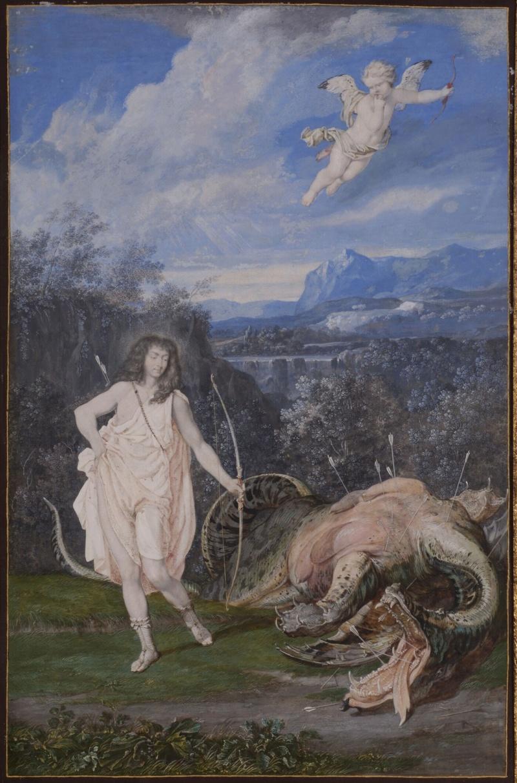 Le dragon-serpent, monstre mythologique  Serpen10