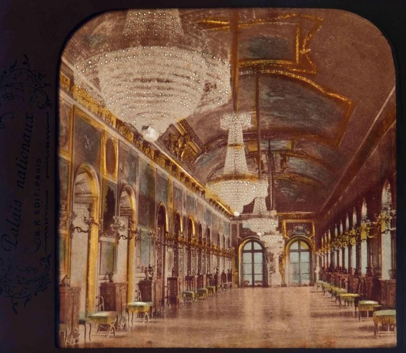 Exposition Les derniers feux du palais de Saint-Cloud  Ssoz6g10