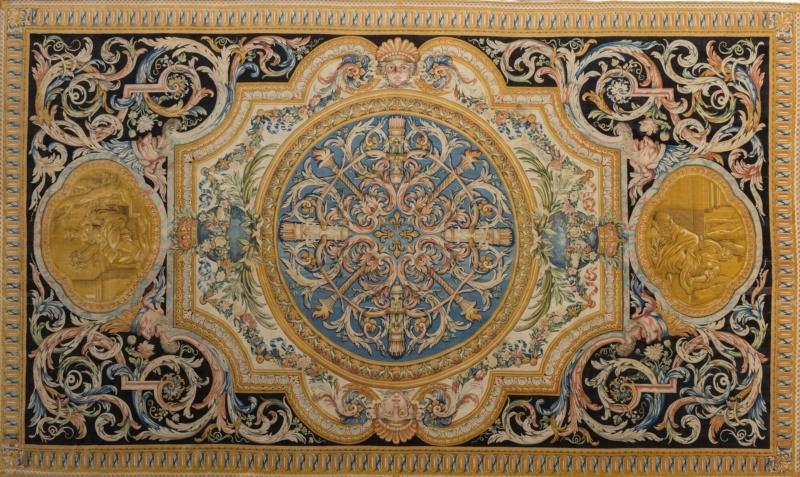 créer - Exposition Créer pour Louis XIV, Galerie des Gobelins Tapis_12