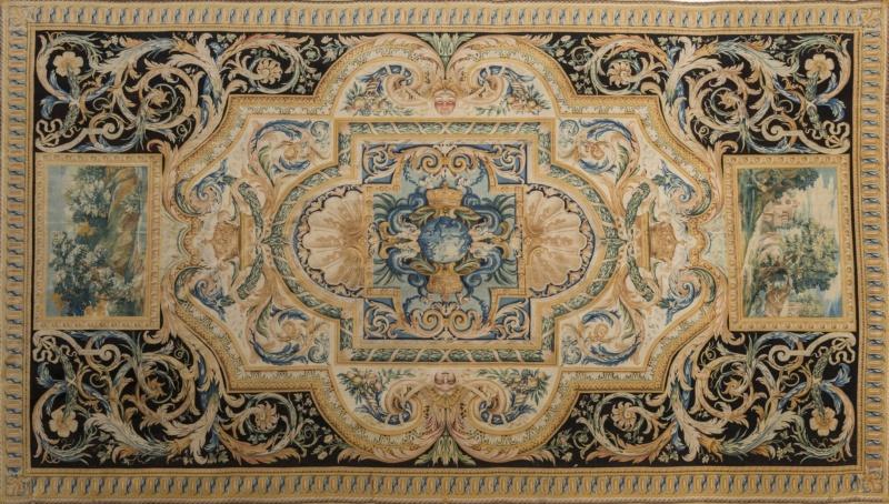 créer - Exposition Créer pour Louis XIV, Galerie des Gobelins Tapis_14