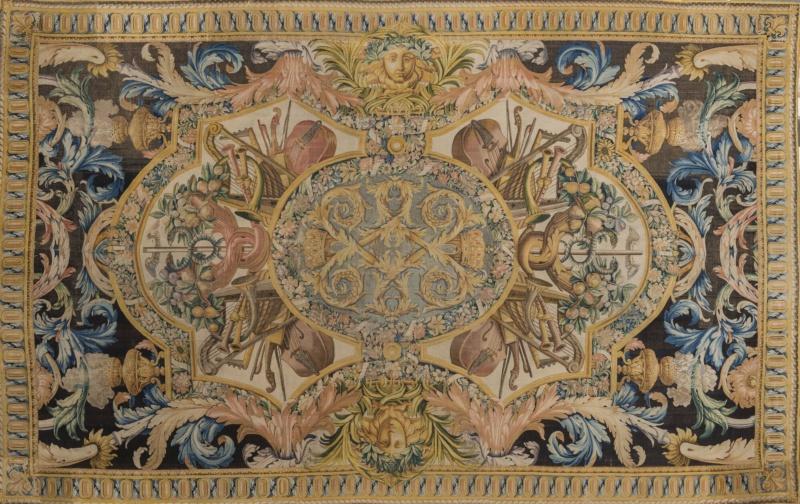 créer - Exposition Créer pour Louis XIV, Galerie des Gobelins Tapis_16