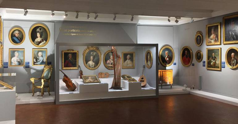 """Musée Lambinet : Exposition """"Cent portraits pour un siècle"""" Thumb_10"""