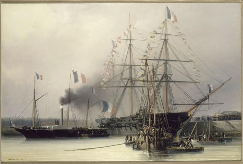 """Ajaccio Palais Fesch : Exposition """"Napoléon, Légendes"""". Transb10"""