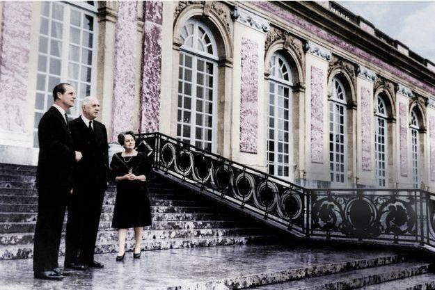 Un président chez le roi - De Gaulle à Trianon - Page 3 Triano10