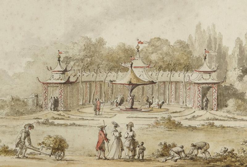 Expo. Dessins pour Versailles, Vingt ans d'acquisitions V_201610