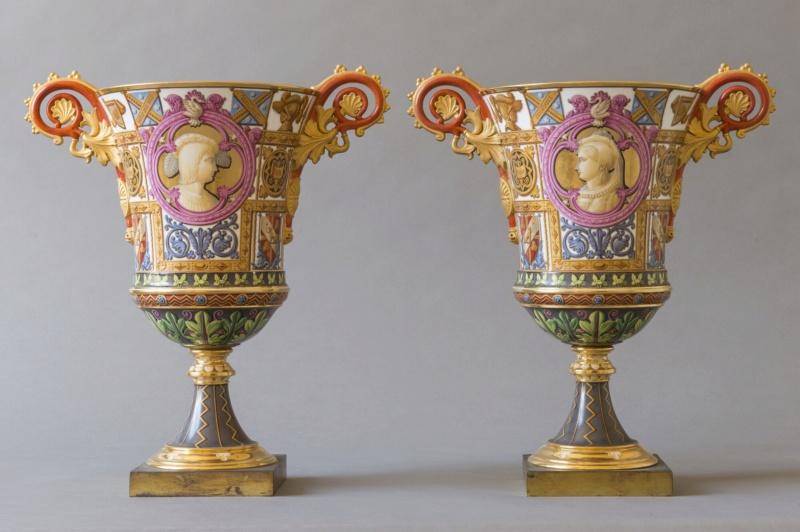 Petit Palais. Exposition Paris romantique, 1815-1848 Vases_10