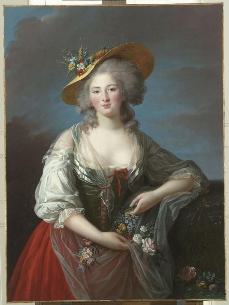 """Musée du Luxembourg Exposition """"Peintres femmes, 1780-1830"""" Vigzoe10"""