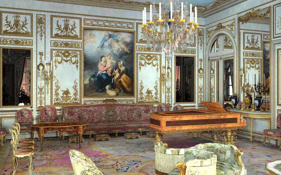 Exposition Les derniers feux du palais de Saint-Cloud  Wjra3410