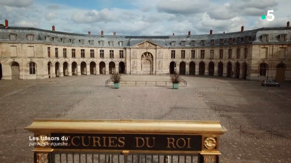 France5 : Les trésors du patrimoine équestre Zocuri10