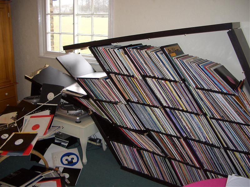 Como arruma a sua colecção de música? Ikea-e10