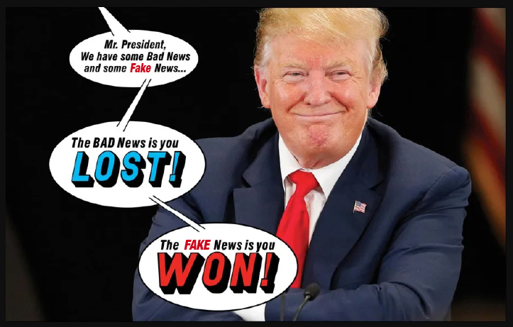 Trump vs. Biden Loser11