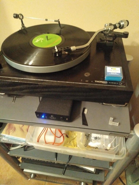 [Resuelto] DENON DL-103R Sonido muy pobre en agudos. Adc_de10