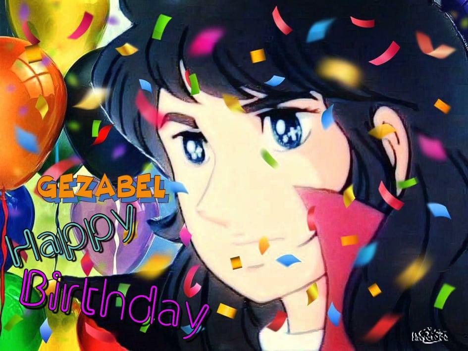 Regalo para Gezabel - Feliz Cumpleaños Gezabe10