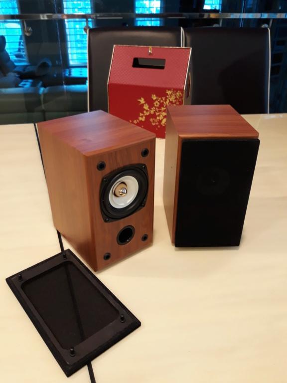 """3""""full range speakers for Japan.  20180926"""