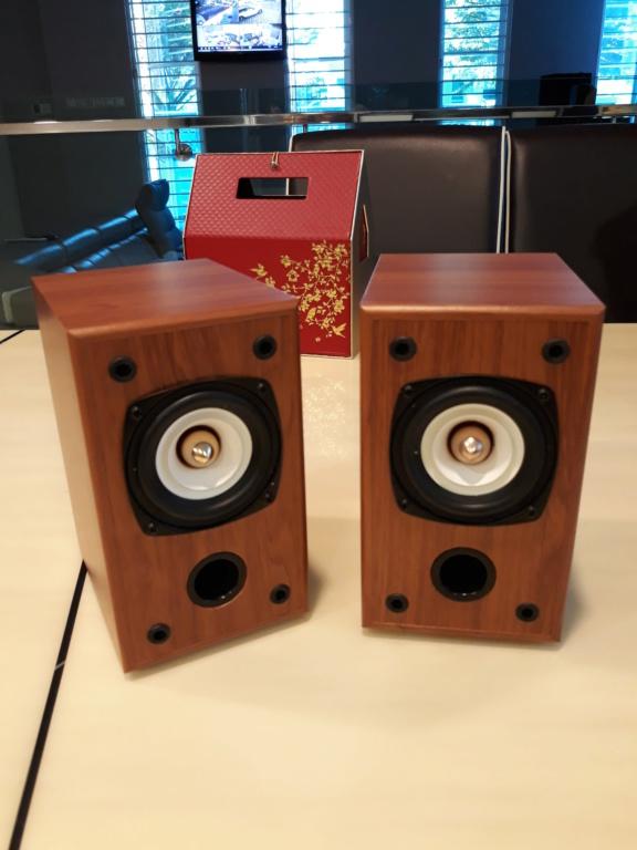 """3""""full range speakers for Japan.  20180927"""