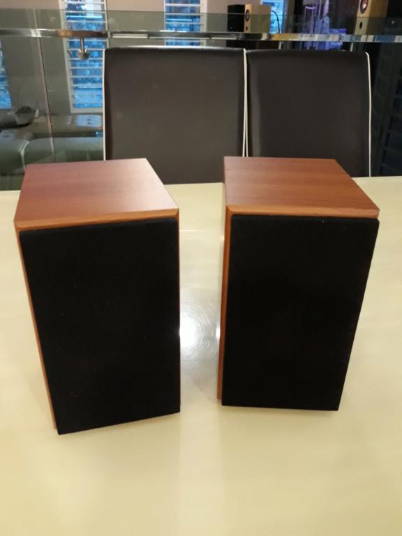 """Nikkodo 3"""" full range speakers.  20181013"""
