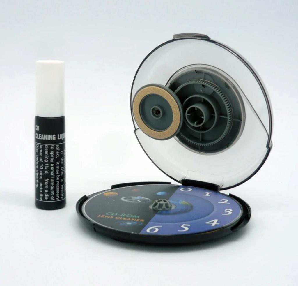 CD cleaner.  20190316